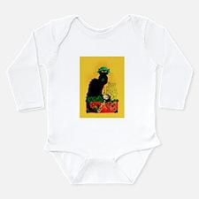 Chat Noir St Patricks Day Body Suit