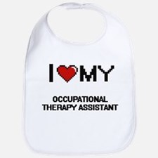 I love my Occupational Therapy Assistant Bib