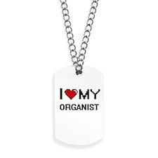I love my Organist Dog Tags