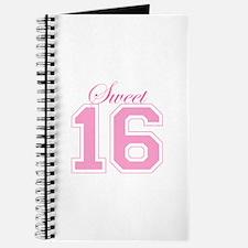 Sweet 16 (Varsity Letters) Journal