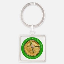 Ultimate Pi Day 2015 Square Keychain