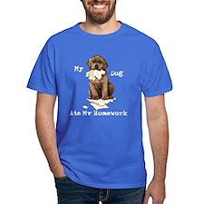 Lab Ate Homework T-Shirt