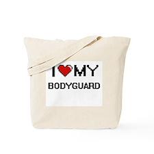 I love my Bodyguard Tote Bag