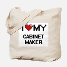 I love my Cabinet Maker Tote Bag