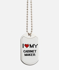 I love my Cabinet Maker Dog Tags