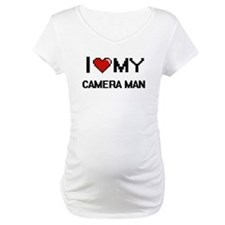I love my Camera Man Shirt