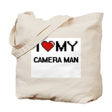 I love my Camera Man Tote Bag