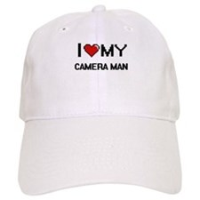 I love my Camera Man Baseball Cap