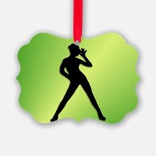 Sexy Dancing Ornament