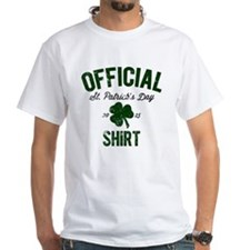 Official St. Patrick's Day Shirt