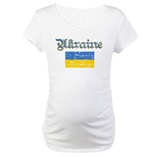 Ukrainian Flag Shirt