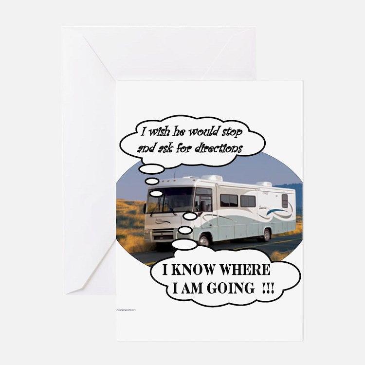 Motorhome Greeting Cards Card Ideas Sayings Designs