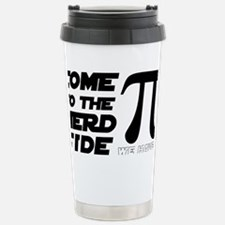 Unique Nerds r cool Travel Mug