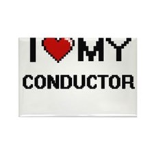 I love my Conductor Magnets