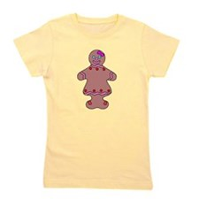 Ginger Bread Woman Girl's Tee