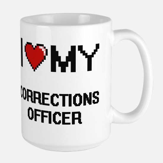 I love my Corrections Officer Mugs