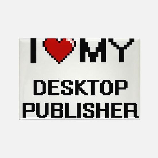 I love my Desktop Publisher Magnets