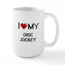 I love my Disc Jockey Mugs
