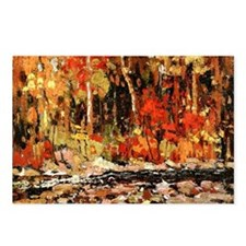 Tom Thomson - The Brook Postcards (Package of 8)
