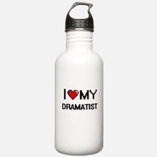 I love my Dramatist Water Bottle