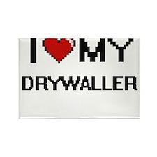I love my Drywaller Magnets