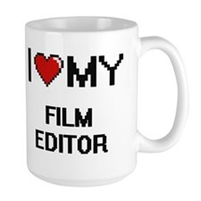 I love my Film Editor Mugs