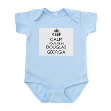 Keep calm you live in Douglas Georgia Body Suit