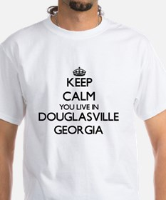 Keep calm you live in Douglasville G T-Shirt