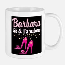 FABULOUS 55TH Small Small Mug