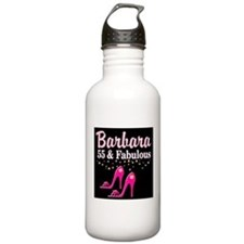 FABULOUS 55TH Water Bottle