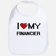 I love my Financier Bib
