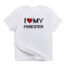 I love my Forester Infant T-Shirt