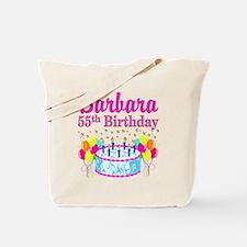 DAZZLING 55TH Tote Bag