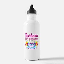 DAZZLING 55TH Sports Water Bottle
