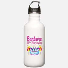 DAZZLING 55TH Water Bottle