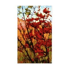 Thomson - Soft Maple in Autumn Decal