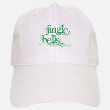 Jingle Bells Baseball Baseball Cap