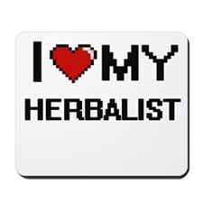 I love my Herbalist Mousepad