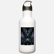 Classy Cannabis Art Sports Water Bottle