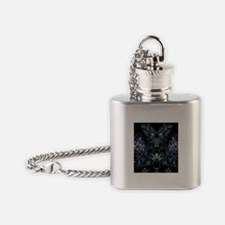 Classy Cannabis Art Flask Necklace