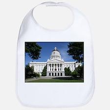 Capitol in Sacramento Bib