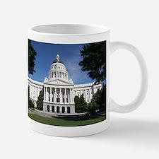 Capitol in Sacramento Mugs