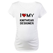 I love my Knitwear Designer Shirt