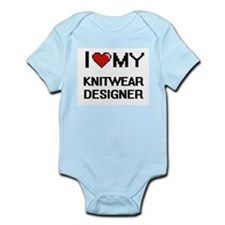 I love my Knitwear Designer Body Suit