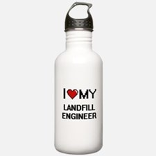 I love my Landfill Eng Water Bottle