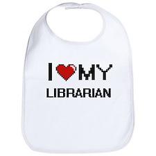 I love my Librarian Bib