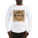 Cherokee Medicine Wheel Long Sleeve T-Shirt