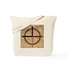 Cherokee Medicine Wheel Tote Bag