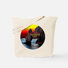 Vision of the Seas 12-02-07 Tote Bag