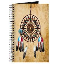Indian Dreamcatcher Journal